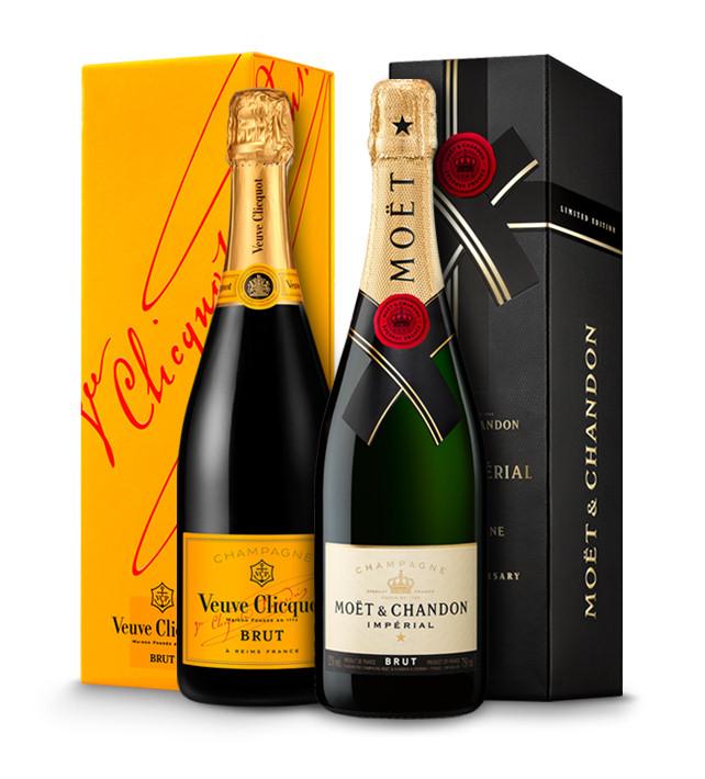 Bekijk alle champagnes