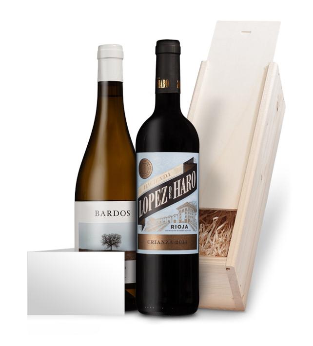 Bekijk alle wijngeschenken