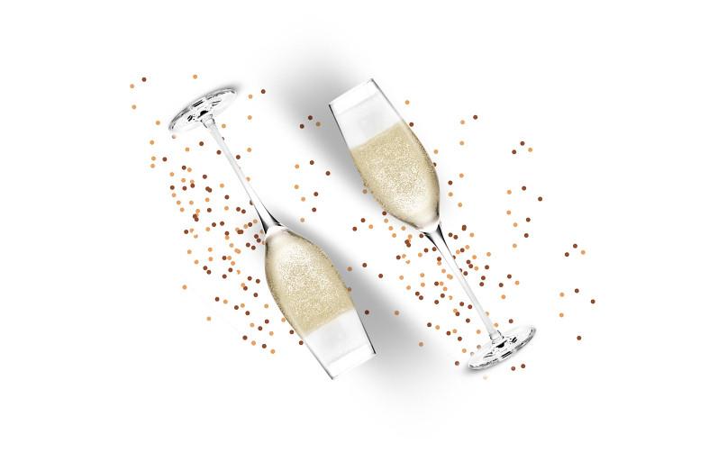 Champagne & Confetti