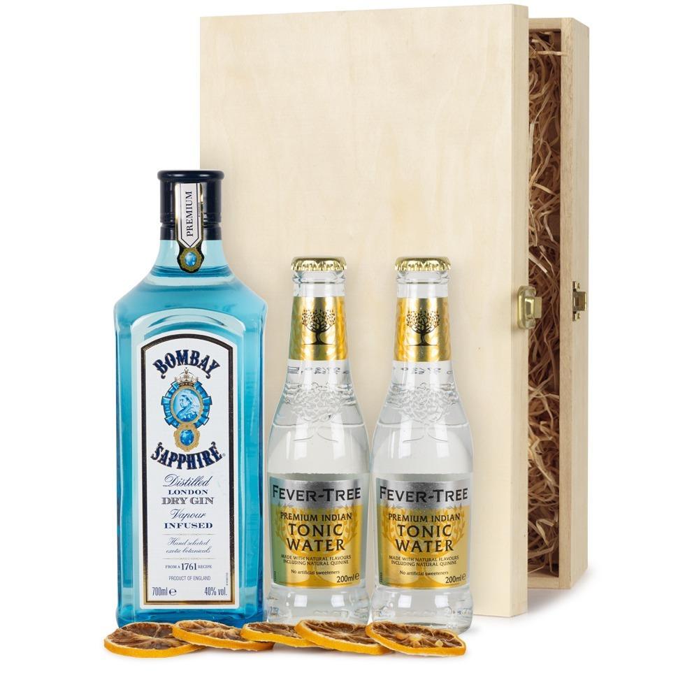 Gin Tonic Box Bombay Sapphire