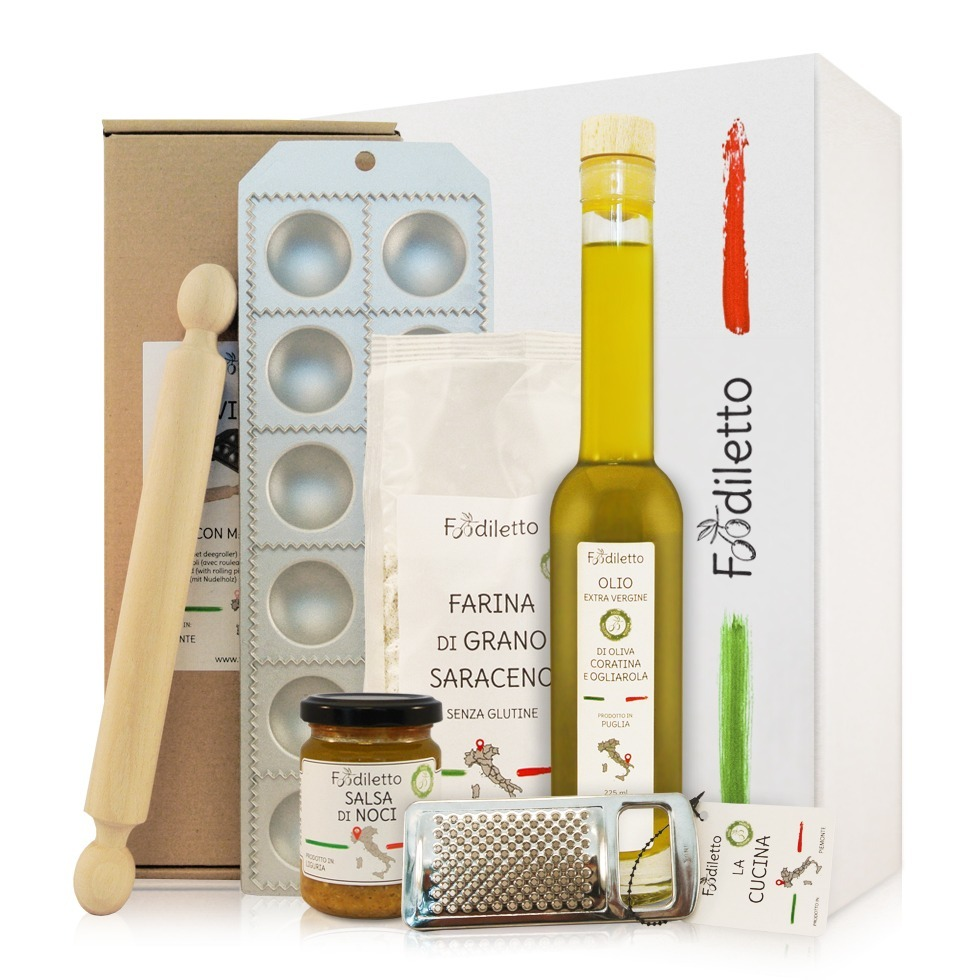 Foodiletto Ravioli Giftbox