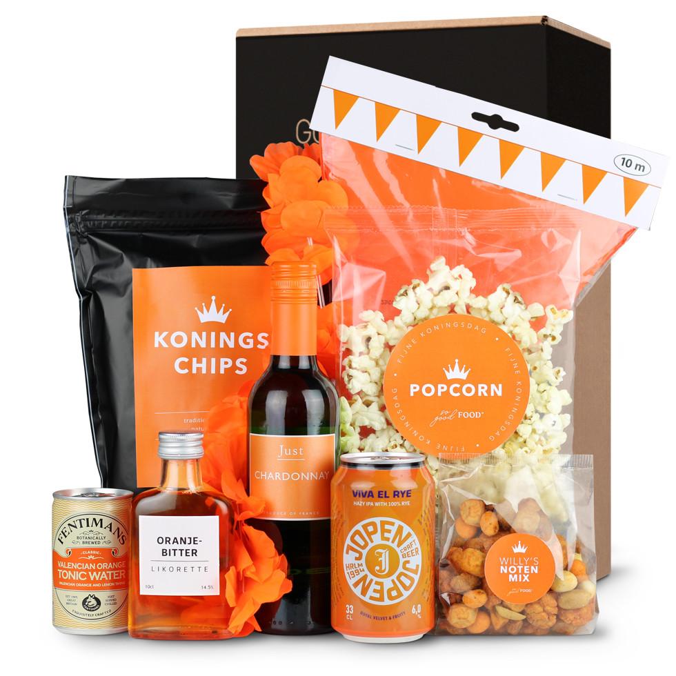 Good Things in Life Wij houden van Oranje