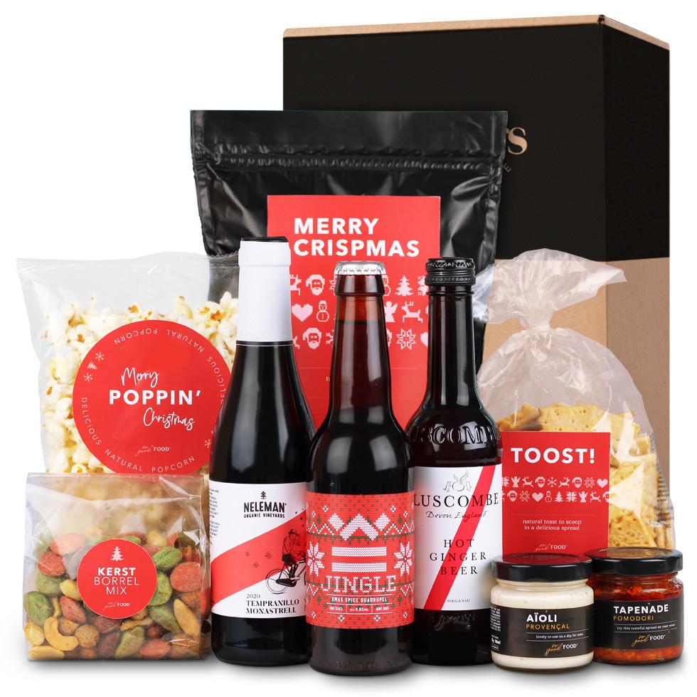 Good Things in Life Kerstpakket Voor Elk Wat Wils 2021
