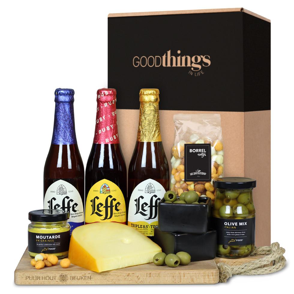 Good Things in Life  Leffe Bierborrel