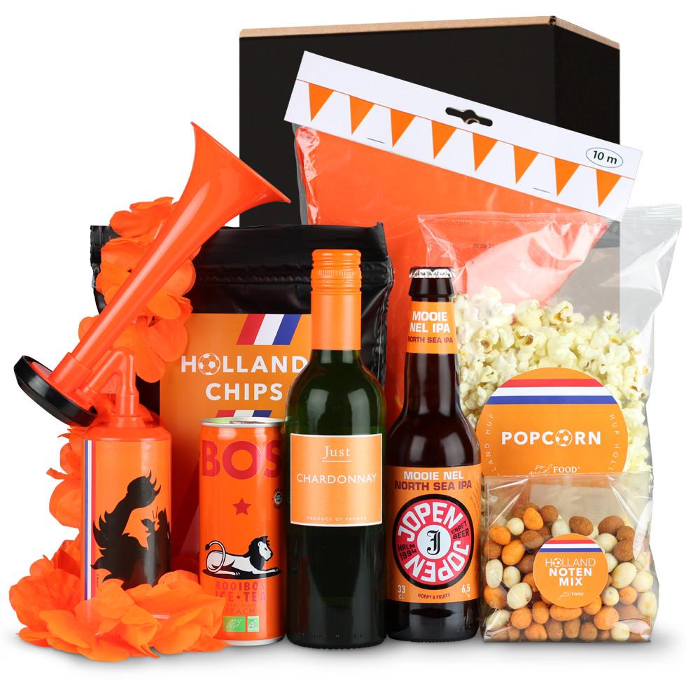 Good Things in Life EK Oranje Pakket