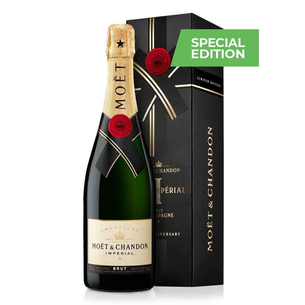 Moët & Chandon Brut 150th Anniversary Limited Edition