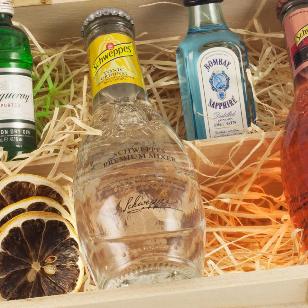 Gin Tonic Pakket