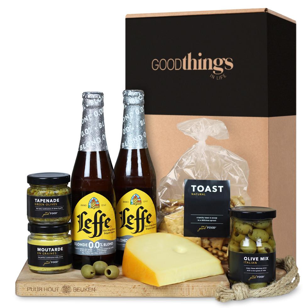 Good Things Life  Leffe Alcoholvrij