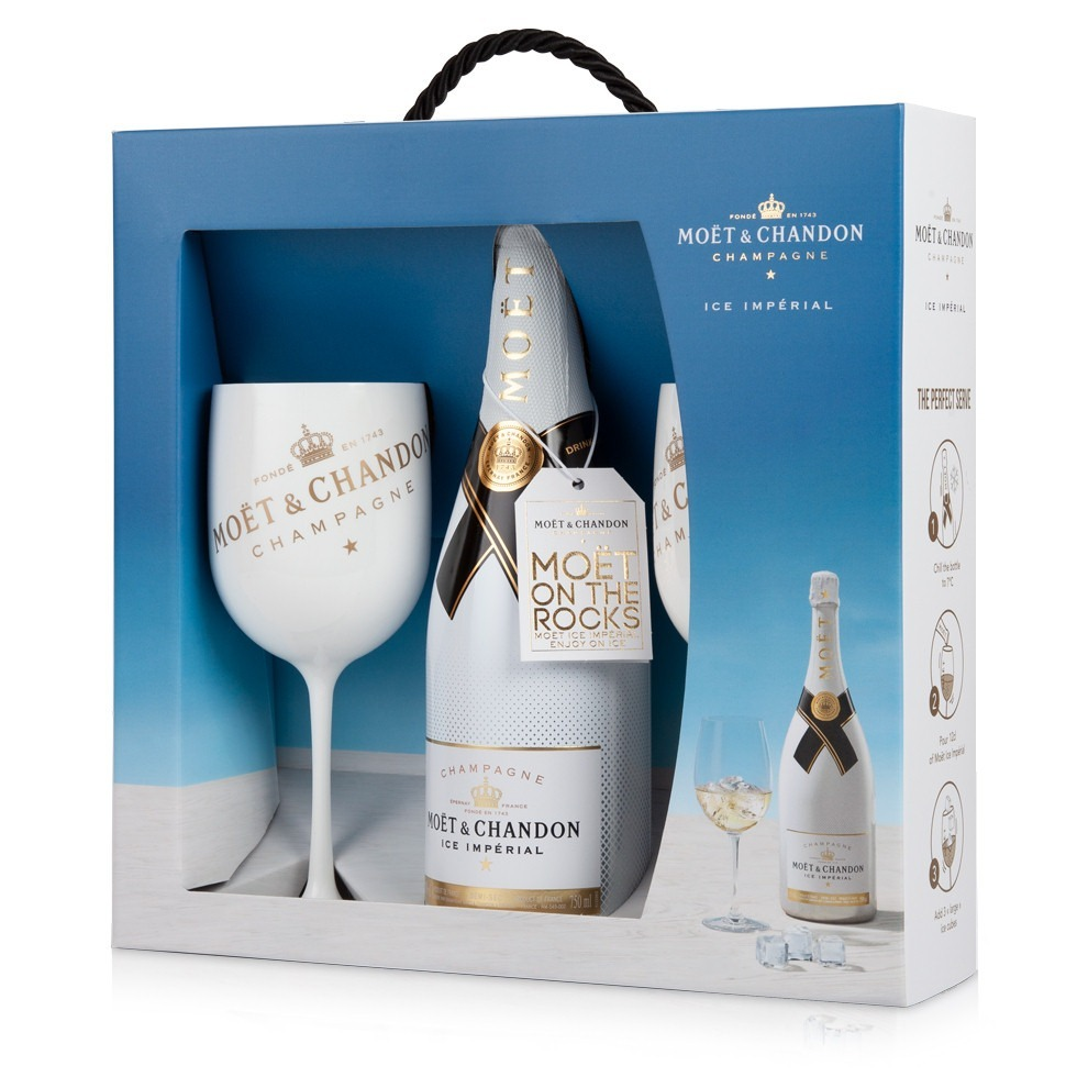 Moët & Chandon Ice Impérial Giftset